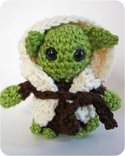 22 Star Wars Crochet Patterns [Free PDF] |Ideas for DIY | 500x401