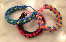 Ways to Make Rainbow Loom Bracelets