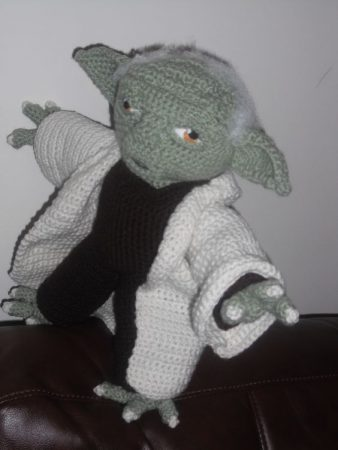 Yoda Crochet Patterns