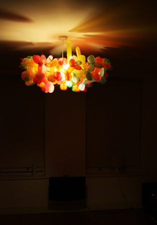 Balloon Chandelier Light