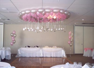Balloon Chandelier Tutorial