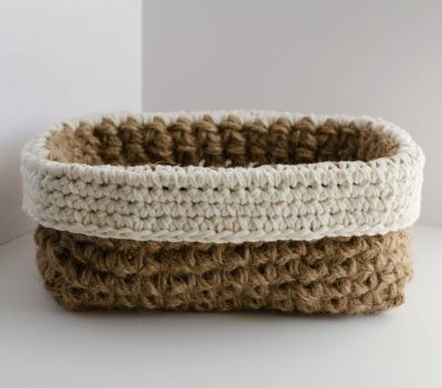Crochet Pattern Basket