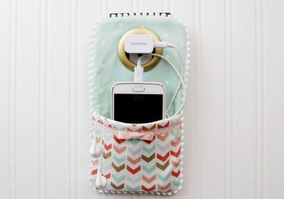 How to Make a Phone Charger Holder