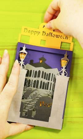 Cool Halloween Card Ideas