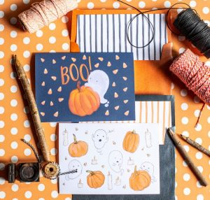 Halloween Card DIY