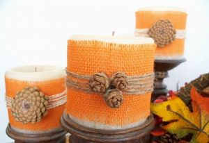 Pine Cone Flowers Crafts