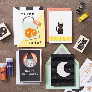 How to Make Halloween Card