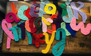 Crochet Letter Patterns