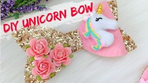 How to Make Unicorn Bow