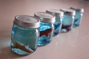 Mini Snow Globe Aquariums