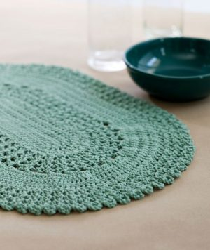 Beginners Crochet Placemats