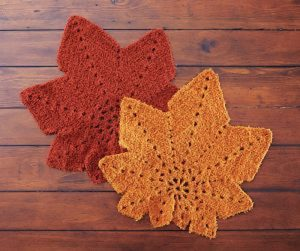 Crocheted Placemat