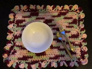 Easy Crochet Placemat Patterns
