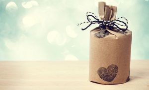 How to Gift Wrap Without a Tape