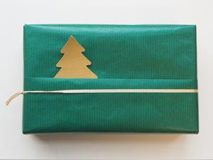 How to Wrap Presents without Using Tape