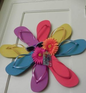 Flip Flop Wreath Tutorials