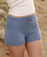 Womens Crochet Shorts Patterns